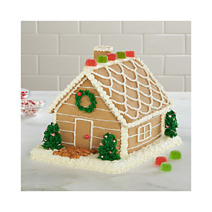 Gingerbread Cabin in the Woods Kit
