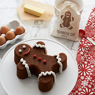 Gingerbread Cake Mix