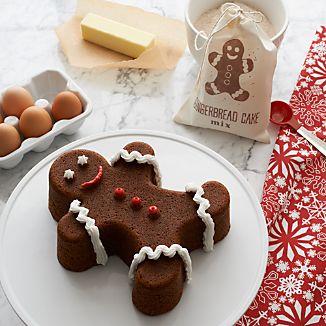 Gingerbread Cake Mix