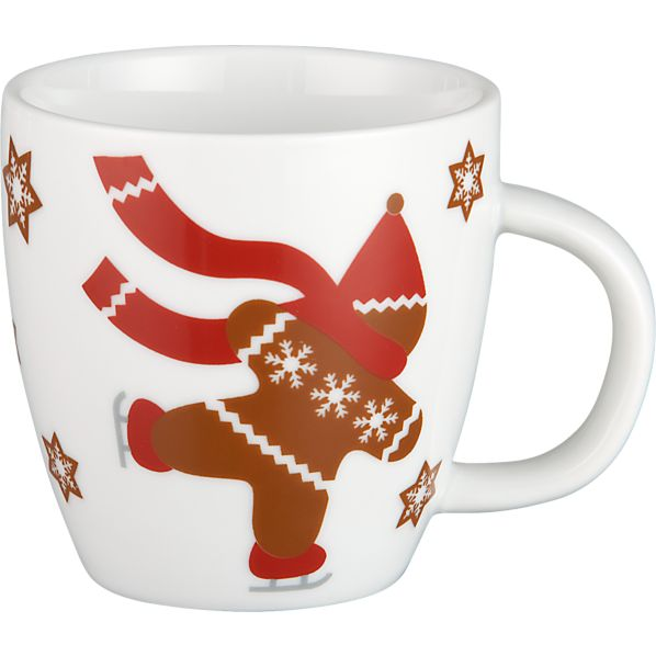 Gingerbread Man Child's Mug