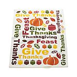 Give Thanks Dish Towel