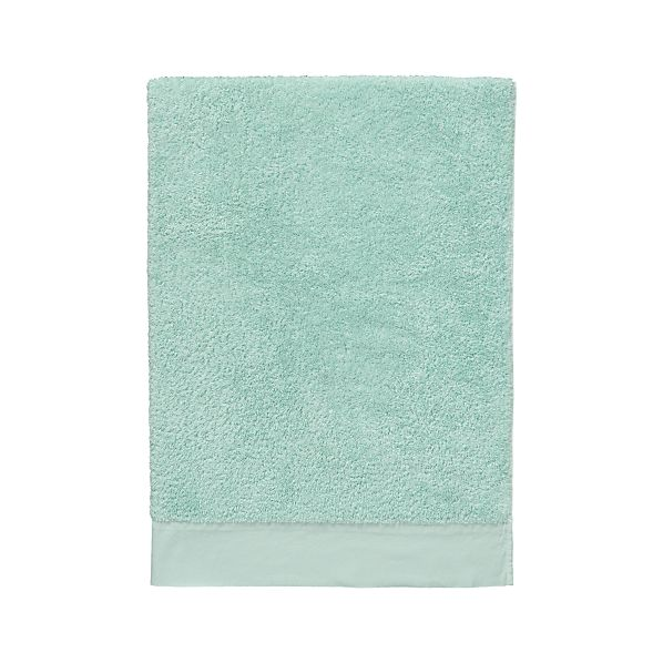 Glacier Blue Bath Sheet