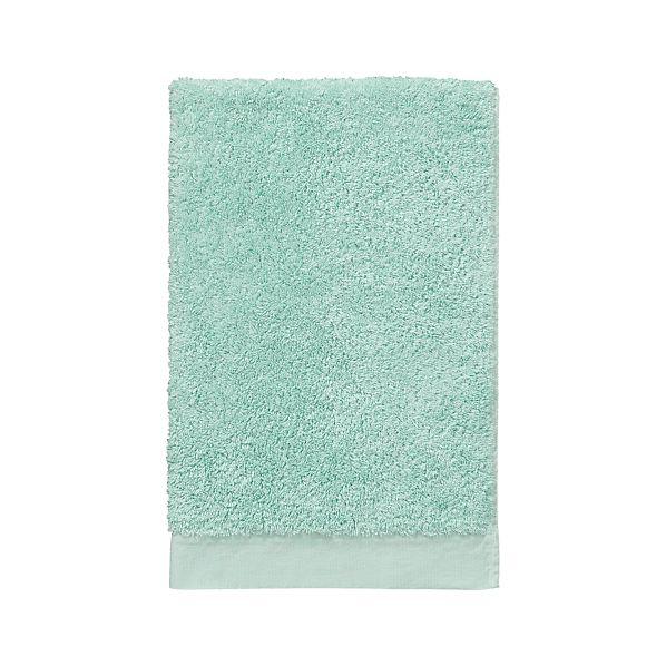 Glacier Blue Hand Towel