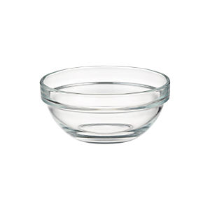 "Glass 4"" Bowl"