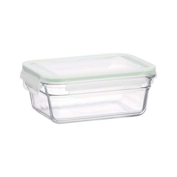 Glasslock Small Rectangular Ovensafe