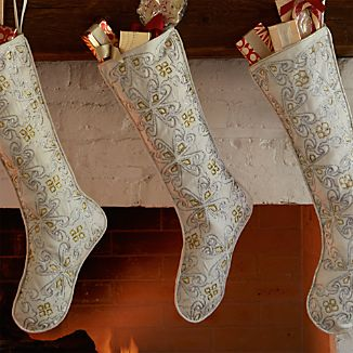 Glimmer Stocking