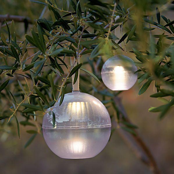 Globe Lights