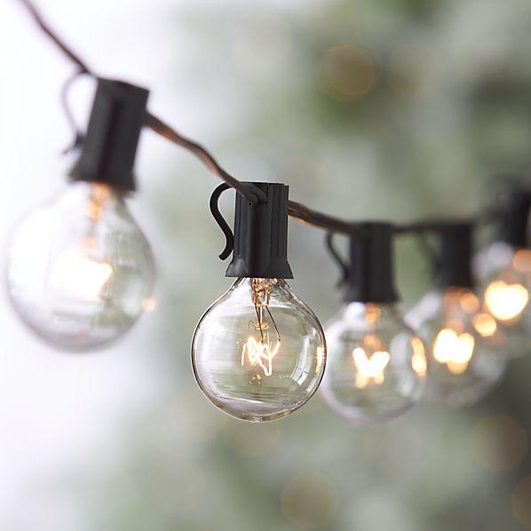Putting Up Backyard String Lights - Putting Up Backyard String Lights - The Texas811.org Blog