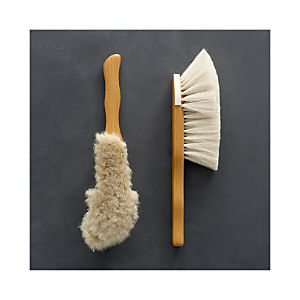 Redecker ® Goat Hair Hand Brush