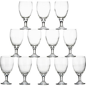 Party Goblets Set of 12