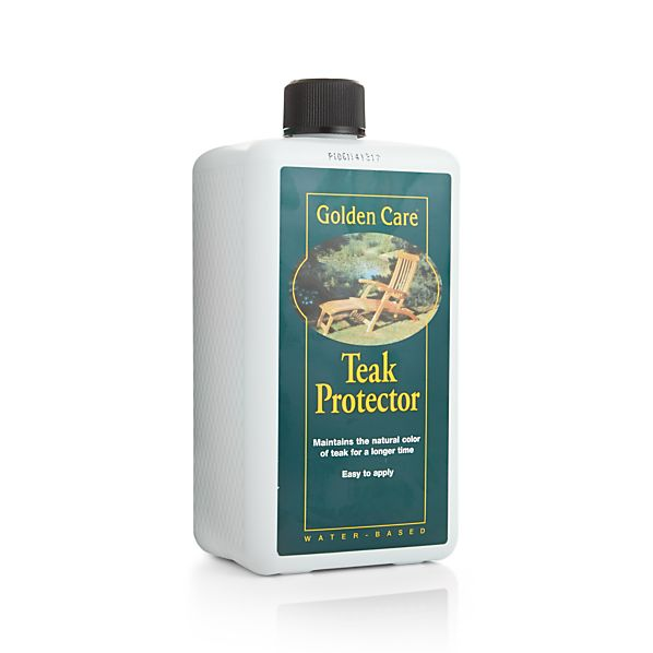 Golden Care ® Teak Protector