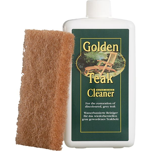 Golden Care® Teak Wood Cleaner in Furniture Care Products | Crate