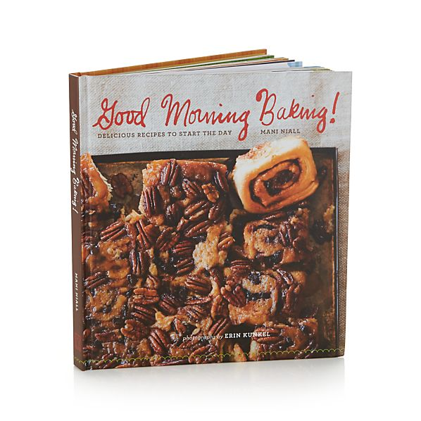 Good Morning Baking! Cookbook