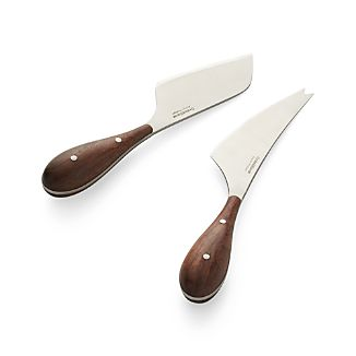 Gorge Rosewood Cheese Knives