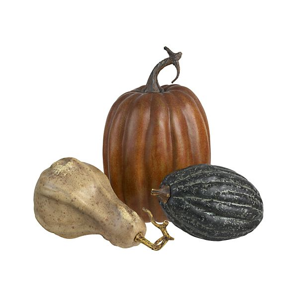 3-Piece Gourd Set