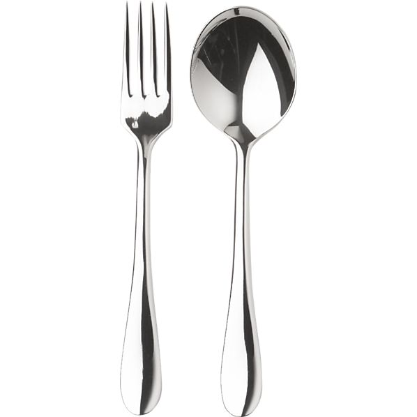 Gourmet 2-Piece Serving Set