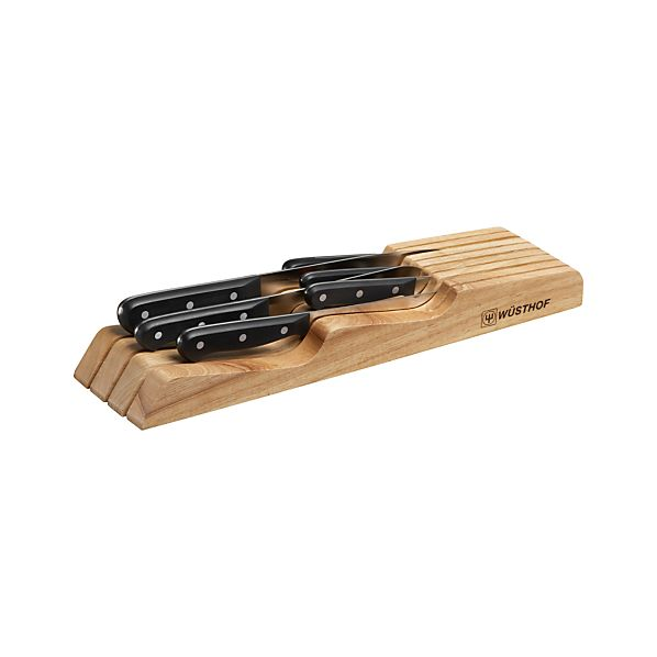 Wüsthof ® Gourmet 7-Piece In-Drawer Knife Set
