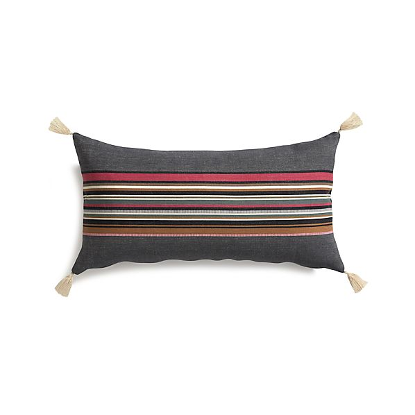 "Grady Berry 24""x12"" Pillow"