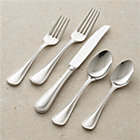 Grand Hotel II 20-Piece Flatware Set: four 5-piece place settings.