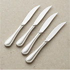 Set of four Grand Hotel II steak knives. 9.4&amp;quot;