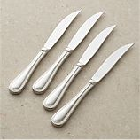 Set of 4 Grand Hotel II Steak Knives