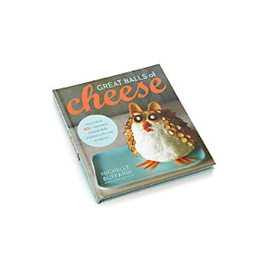 Great Balls of Cheese Cookbook
