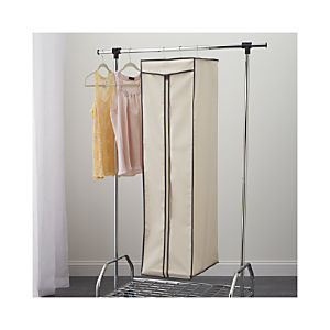 Garment Storage Bag with Grey Trim