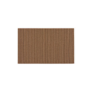 Grid Brown Indoor-Outdoor Rug