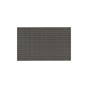 Grid Grey Indoor-Outdoor 3'x5' Rug