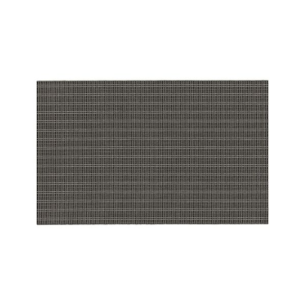 Grid Grey Indoor-Outdoor Rug
