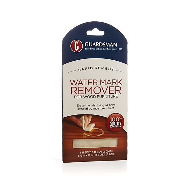 Guardsman ® Water Mark Remover