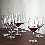Set of 8 Gus Red Wine Glasses
