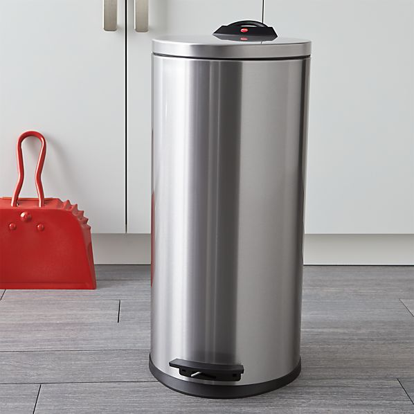 Hailo Tall Trash Can