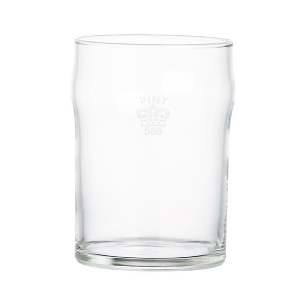 Half Pint Tumbler with Crown