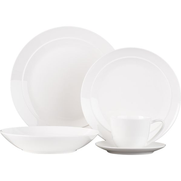 Halo 20-Piece Dinnerware Set