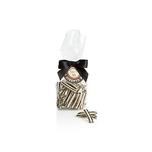 Hammond's Black & White Straw Candy Gift Bag