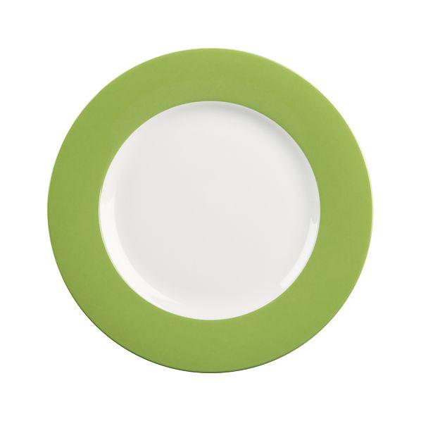 Hamptons Green Salad Plate