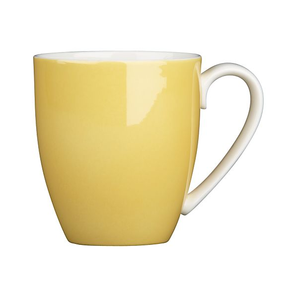 Hamptons Yellow Mug