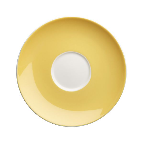 Hamptons Yellow Saucer