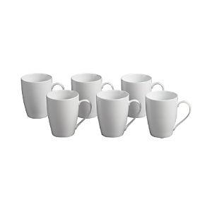 Set of Six Hana Mugs