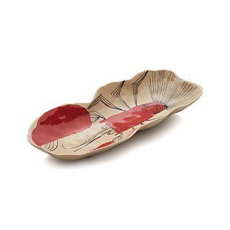 Handpainted Lobster Platter
