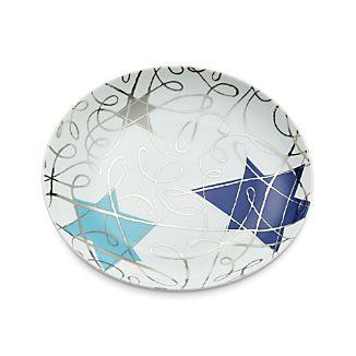 Hanukkah Dinner Plate