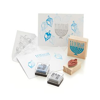 Hanukkah Stamp Set