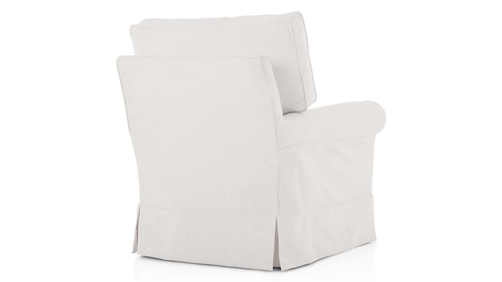 Harborside Slipcovered Chair