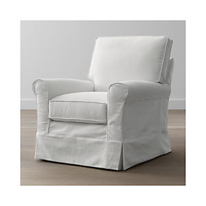 Harborside Slipcovered Chair