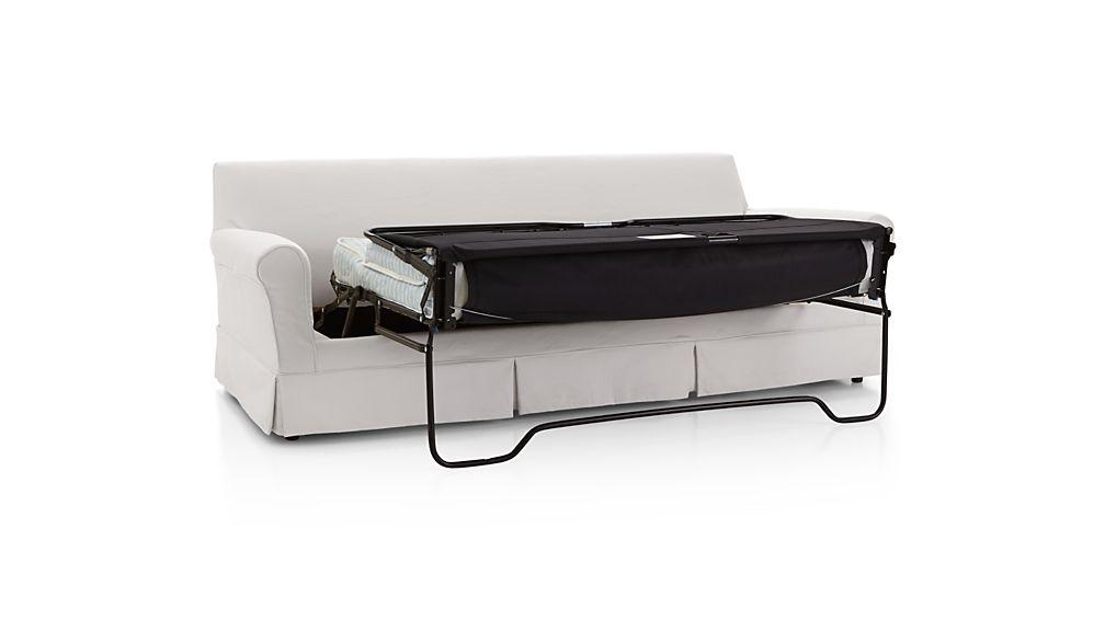 Harborside Slipcovered 3-Seat Queen Sleeper