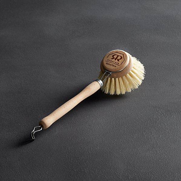 Redecker® Hard Dish Brush
