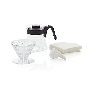 Hario V60 Pour Over Coffee Kit