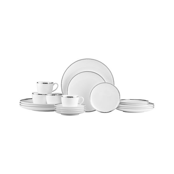 Harper 20-Piece Dinnerware Set