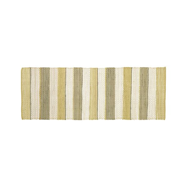 Harper Maize 2.5'x7' Runner